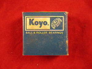 high temperature KOYO Milling Machine Part- Ball and Roller Bearings #7204B