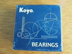 high temperature GENUINE KOYO DEEP GROOVE SEALED BALL BEARING 63032RSCM