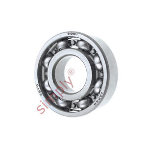 high temperature KOYO 6001 Open Deep Groove Ball Bearing 12x28x8mm