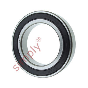 high temperature KOYO 60102RSC3 Rubber Sealed Deep Groove Ball Bearing 50x80x16mm