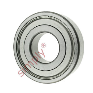 high temperature KOYO 63062Z Metal Shielded Deep Groove Ball Bearing 30x72x19mm
