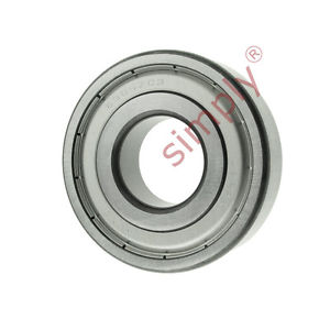 high temperature KOYO 63052ZC3 Metal Shielded Deep Groove Ball Bearing 25x62x17mm