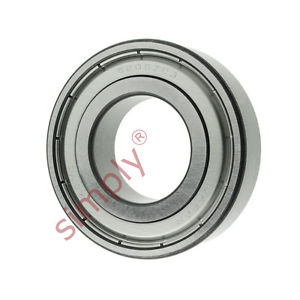 high temperature KOYO 62062ZC3 Metal Shielded Deep Groove Ball Bearing 30x62x16mm