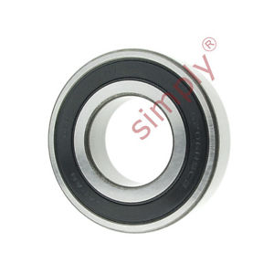 high temperature KOYO 62062RSC3 Rubber Sealed Deep Groove Ball Bearing 30x62x16mm