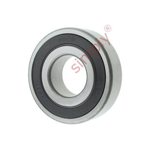 high temperature KOYO 62042RS Rubber Sealed Deep Groove Ball Bearing 20x47x14mm