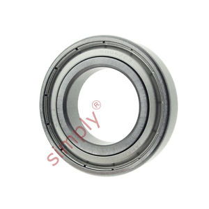 high temperature KOYO 60062ZC3 Metal Shielded Deep Groove Ball Bearing 30x55x13mm