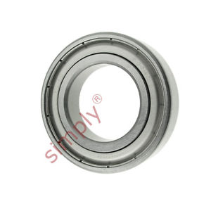 high temperature KOYO 60062Z Metal Shielded Deep Groove Ball Bearing 30x55x13mm