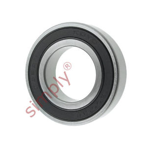 high temperature KOYO 60052RS Rubber Sealed Deep Groove Ball Bearing 25x47x12mm