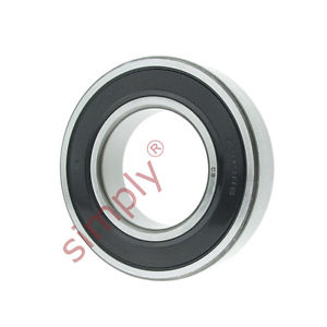 high temperature KOYO 62092RSC3 Rubber Sealed Deep Groove Ball Bearing 45x85x19mm