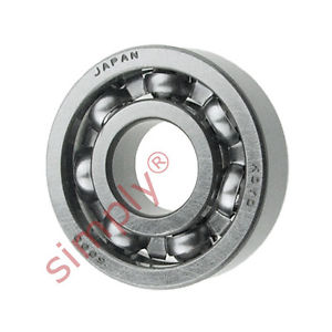 high temperature KOYO 6000 Open Deep Groove Ball Bearing 10x26x8mm