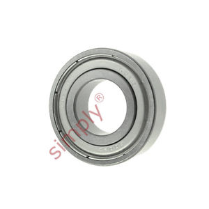 high temperature KOYO 60022Z Metal Shielded Deep Groove Ball Bearing 15x32x9mm
