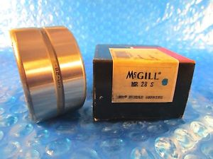 high temperature McGill MR28 S, MR 28 S, Cagerol® Needle Roller Bearing