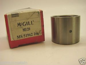 high temperature McGill MI-20 Inner Race Ring MS 51962-16 for Roller Bearing MR-20 b72/y60