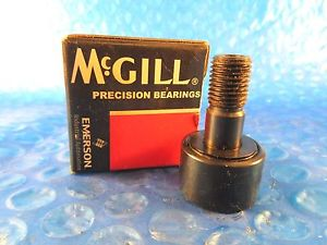 "high temperature McGill CCF 1S Cam Follower Bearing, 1"" Roller Diameter; 7/16"" Stud Diameter"