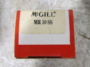 high temperature McGill MR 10 SS Cagerol Bearing  in BOX