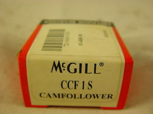 high temperature McGill CCF 1 S Cam Follower ~~~ LOT OF 5 ~~~
