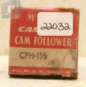 high temperature McGill CFH-1-1/8 Cam Follower Bearing