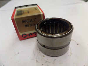 high temperature McGill Needle Bearing MR 20 SS MR20SS New