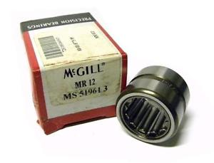 "high temperature  MCGILL MR-12 CAGEROL BEARING 3/4"" X 1-1/4"" X 1"""
