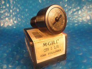 high temperature McGill  CFH 1 1/4, CFH1 1/4 CAMROL® Heavy Stud Cam Follower