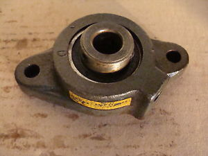 high temperature DODGE MCGILL 2 BOLT FLANGE MOUNTED BEARING SC-5/8