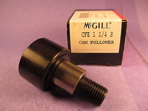 high temperature McGill CFE 1 1/4 S, CFE1 1/4 S CAMROL® Standard Stud Cam Follower