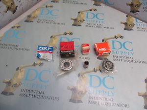 high temperature THOMSON MRC SKF MCGILL A61014 488502 6072Z 03-0850-97 BEARINGS LOT OF 4