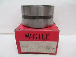 high temperature  MCGILL CAGEROL NEEDLE BEARING MR-20-N MR20N MS 51961-14 MS5196114