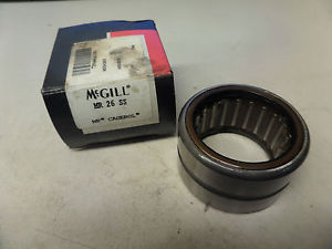 high temperature McGill Cagerol Needle Roller Bearing MR 26 SS MR-26-SS MR26SS New