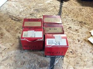 high temperature 5-McGill bearings, #MI-24, box is rough, NOS, 30 day warranty