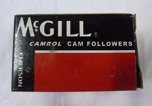 high temperature New In Package McGill Camrol Cam Followers CF 1 1/2 S