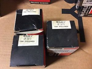 high temperature 3-McGILL bearings#CF 3073 ,Free shipping lower 48, 30 day warranty!