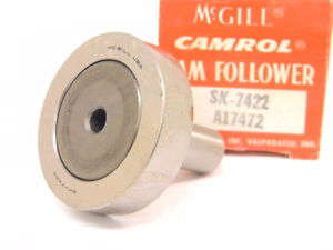high temperature  McGILL/CAMROL CAM FOLLOWER ROLLER BEARING SK-7422 (A17472)