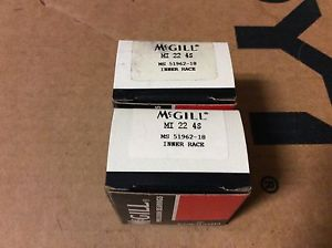 high temperature 2-McGILL bearings#MI 22 4S ,Free shipping lower 48, 30 day warranty!
