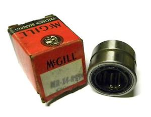 "high temperature  MCGILL MR-14-RSS NEEDLE ROLLER BEARING 7/8"" X 1-3/8"" X 1"" (4 AVAILABLE)"