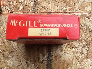 high temperature McGILL  Bearings, Cat# 22207 W33-SS ,comes w/30day warranty, free shipping