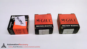"high temperature MCGILL MR16-N – PACK OF 3 – NEEDLE ROLLER BEARING 1"" X 1-1/2"" X 3/4"", NE #216223"