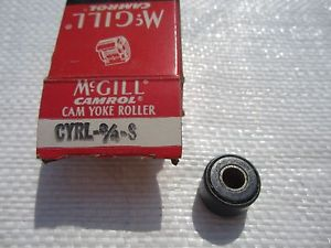 high temperature MCGILL CYRL-3/4-S CAM FOLLOWER – NOS