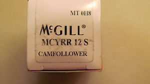 high temperature New in the Box McGill Cam Follower MCYRR 12 S Free Shipping