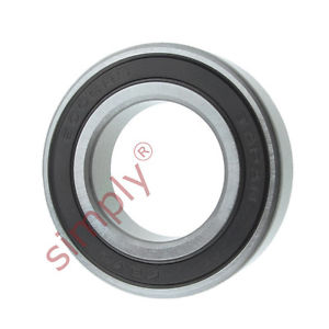 high temperature KOYO 60062RS Rubber Sealed Deep Groove Ball Bearing 30x55x13mm