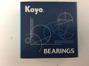high temperature KOYO 60/322RS – Rubber Sealed Deep Groove Ball Bearing – New