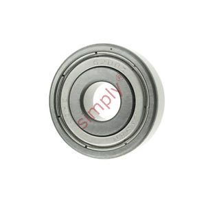 high temperature KOYO 62002Z Metal Shielded Deep Groove Ball Bearing 10x30x9mm