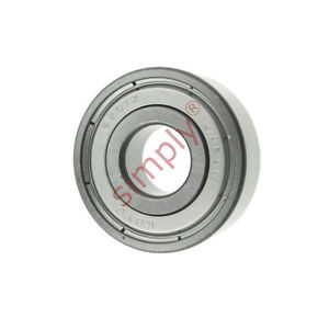 high temperature KOYO 62012Z Metal Shielded Deep Groove Ball Bearing 12x32x10mm