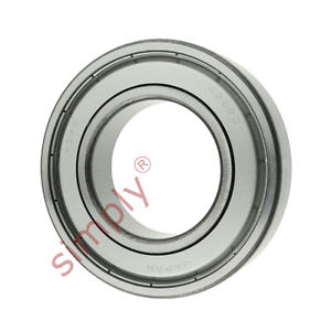 high temperature KOYO 62092Z Metal Shielded Deep Groove Ball Bearing 45x85x19mm