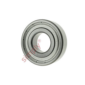 high temperature KOYO 62042Z Metal Shielded Deep Groove Ball Bearing 20x47x14mm