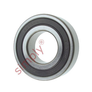 high temperature KOYO 62052RS Rubber Sealed Deep Groove Ball Bearing 25x52x15mm