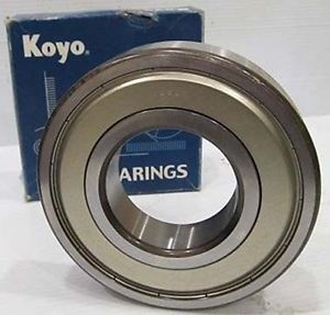 high temperature  KOYO 6313ZC3 SINGLE ROW BALL BEARING 65x140x33mm