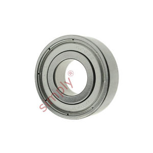 high temperature KOYO 62032Z Metal Shielded Deep Groove Ball Bearing 17x40x12mm