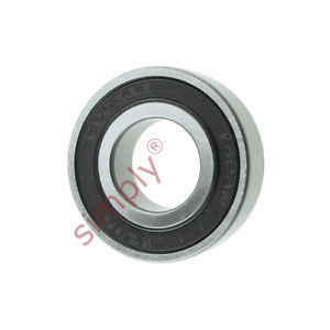 high temperature KOYO 60022RS Rubber Sealed Deep Groove Ball Bearing 15x32x9mm