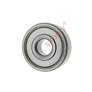 high temperature KOYO 63012Z Metal Shielded Deep Groove Ball Bearing 12x37x12mm